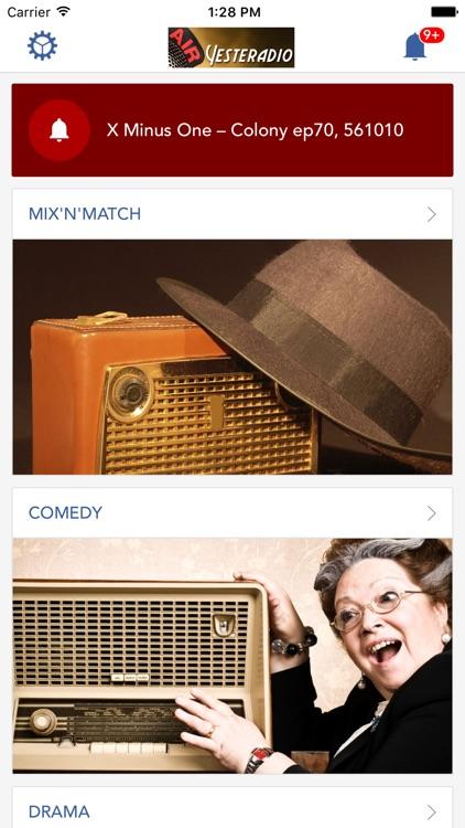 Yesteradio OTR: Vintage AM Old Time Radio Shows