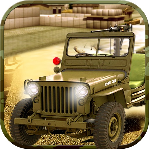Commando Jeep Parking Mission - Offroad Madness
