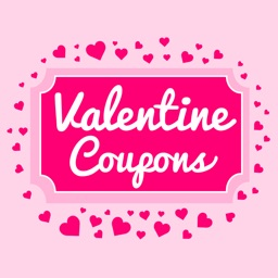 Valentine's Day Coupons Sticker Pack