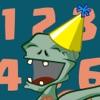 数字のゾンビは - エキサイティングは奇数、偶数
