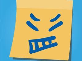 Kawaii Stickies - Emoji Sticker Faces