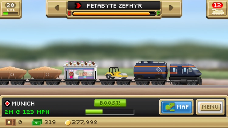 Pocket Trains screenshot-2