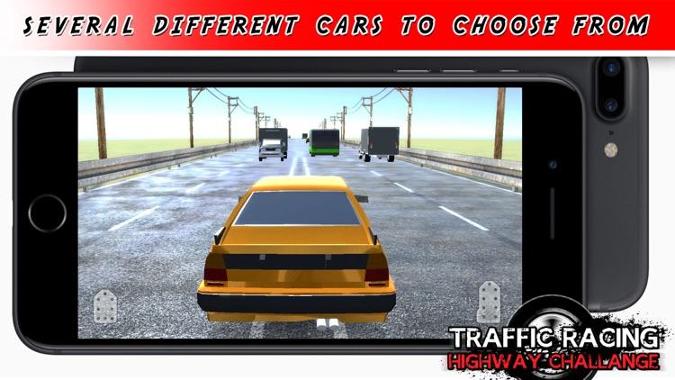Highway Traffic Racing - Rivals Speed Car Racer screenshot-3