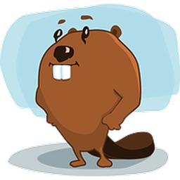 Beaver Sticker Pack