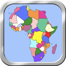 Activities of Africa Puzzle Map