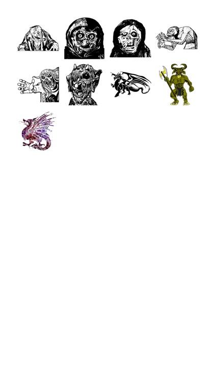 Beast Sticker Pack!