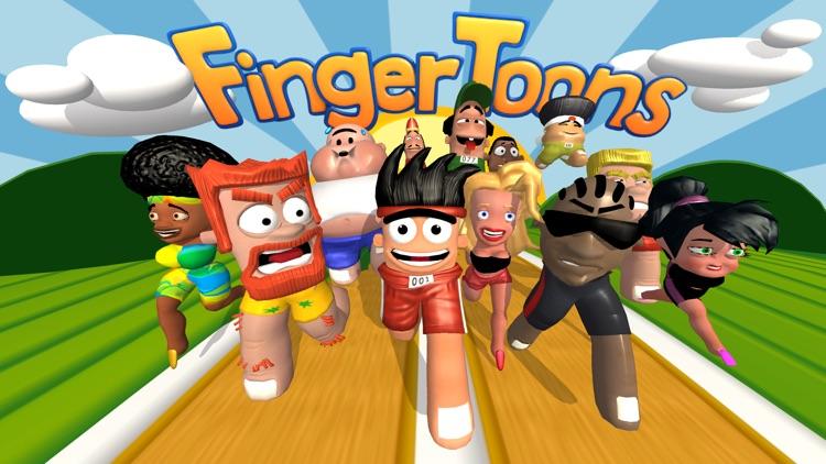Finger Toons