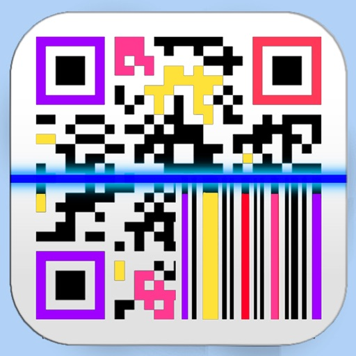 QR Code Reader & Barcode Scanner Free for iPhone by