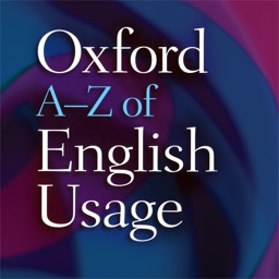 Oxford A-Z of English Usage, 1st Edition