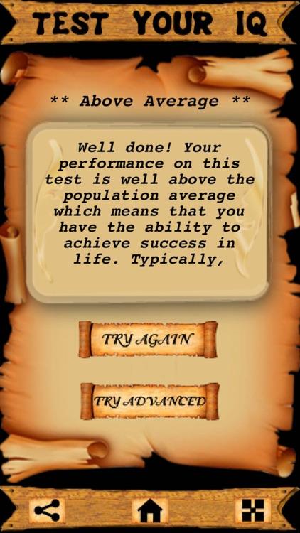 Test Your IQ - Best Free IQ Tester screenshot-4