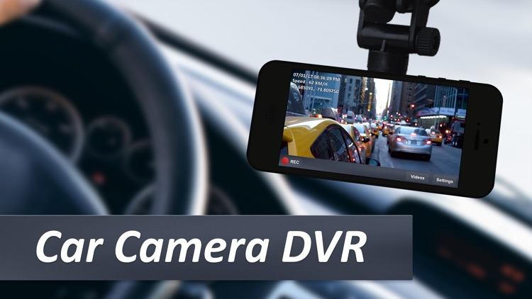Car Camera DVR PRO - GPS Blackbox & Dashcam