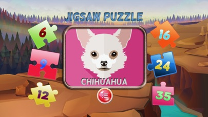 puzzle jigsaw dog skid surprises astronaut for kid screenshot one