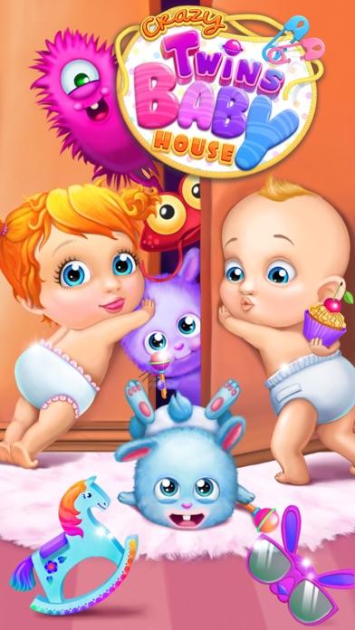 Crazy Twins Baby House screenshot 4