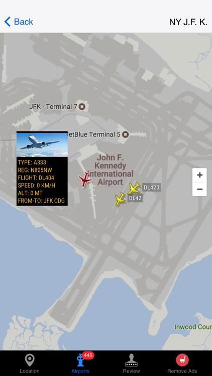 Air Tracker For Delta Airlines screenshot-3