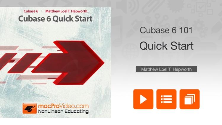Course For Cubase 101