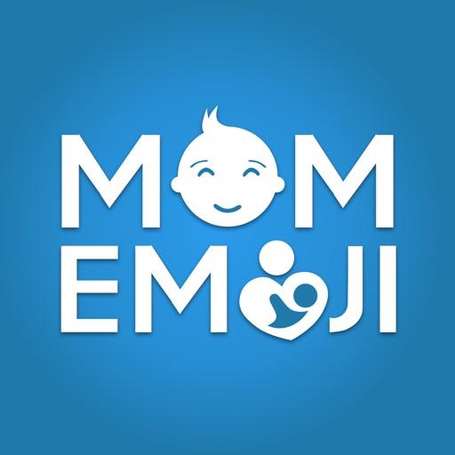 Mom Emoji: keyboard sticker for Facebook messenger