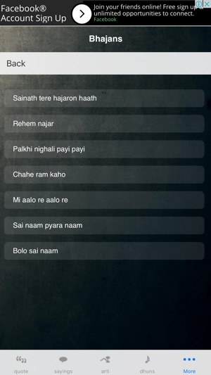 Om Sri Sai Ram on the App Store