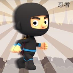 Super Ninja Boy Adventure - World Ninja Games