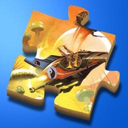 Super Jigsaws Fantasy Flights