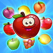 Juicy Jelly Fruit Match-3 - Crafty Magic Puzzle