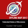 密克罗尼西亚联邦 旅游指南+离线地图
