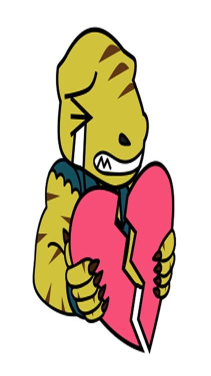 Raptor Cop Stickers screenshot-4