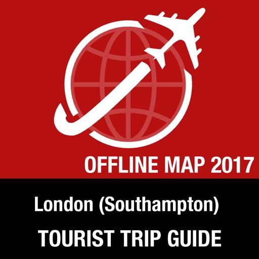 London (Southampton) Tourist Guide + Offline Map