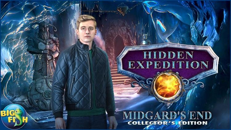 Hidden Expedition: Midgard's End Hidden Objects screenshot-4