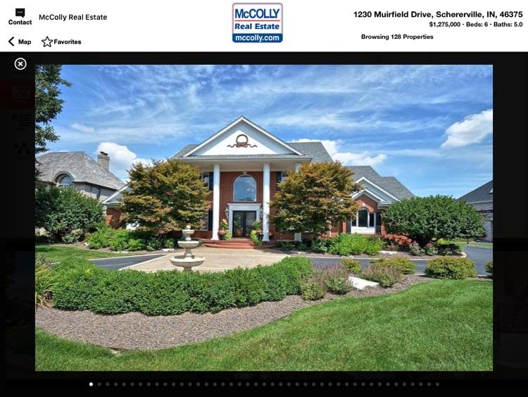 McColly Real Estate for iPad screenshot-4