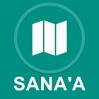 サヌア、イエメン : オフラインGPSナヒケーション icon