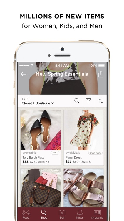 Poshmark: Buy & Sell Fashion screenshot-3