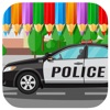 Coloring Painting Games Car Police Version Reviews