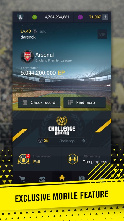 FIFA Online 3 M by EA Sports™ screenshot-1