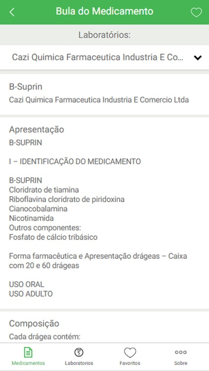 Medicamentos de A - Z screenshot-3