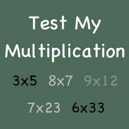 Test My Multiplication