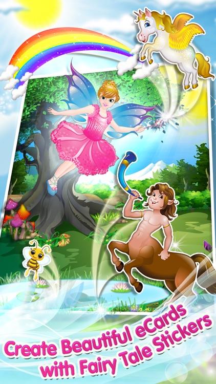 Fairy Princess Fashion: Dress Up, Makeup & Style screenshot-3