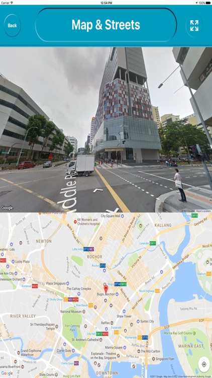 Singapore Offline City Maps Navigation screenshot-4