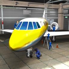Activities of Plane Mechanic Simulator 3D Repair Garage Workshop
