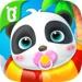 114.الباندا المتكلم -  talking panda