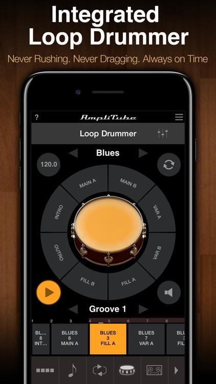 AmpliTube screenshot-3