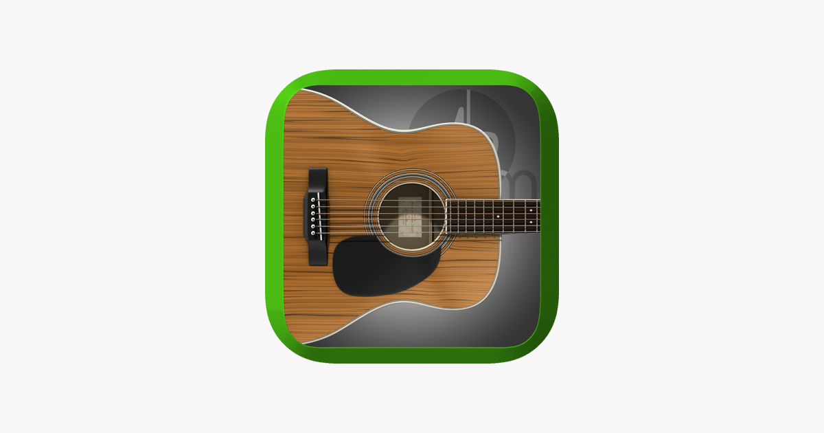 Playalong Acoustic Guitar On The App Store