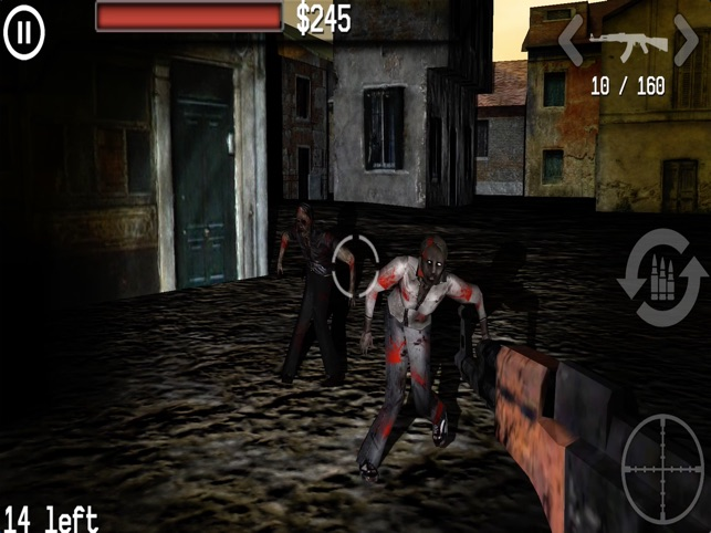 Zombies HD Screenshot