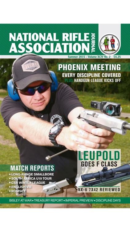 National Rifle Association Journal screenshot-4