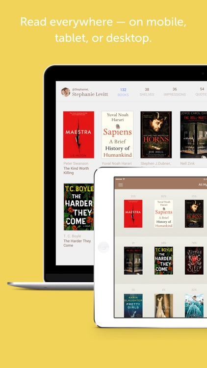 Bookmate. Thousands of books in your pocket screenshot-4