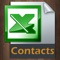 Export contacts to Excel On One Click