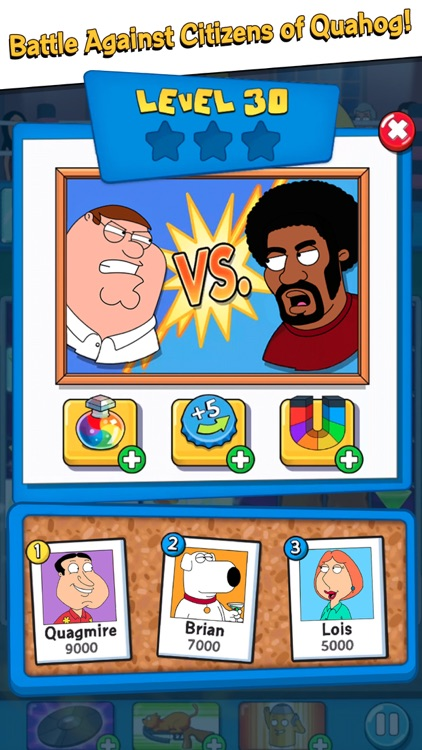 Family Guy- Another Freakin' Mobile Game screenshot-3
