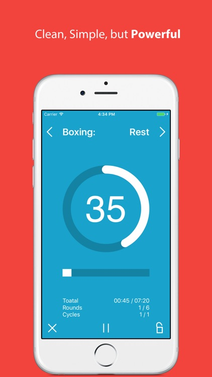 Boxiline - Boxing Timer screenshot-1