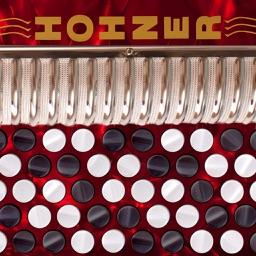 Hohner Chromatic Button Accordion MIDI Controller