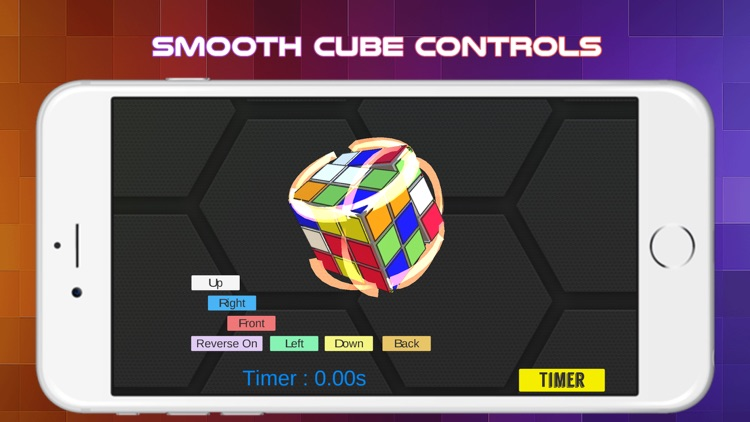 Rubiks Cube Challenge - Color Speed Switch Game by Muhammad Atif
