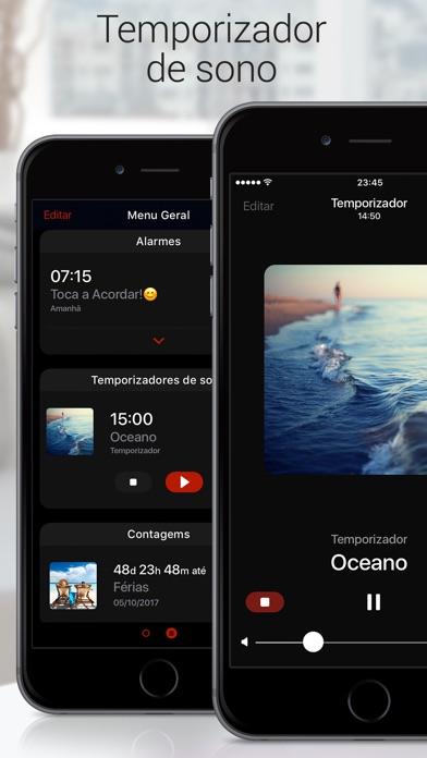 Screenshot for Despertador para mim in Portugal App Store